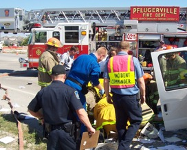 Pflugerville Fire medical response
