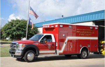 2016 Ambulance photo