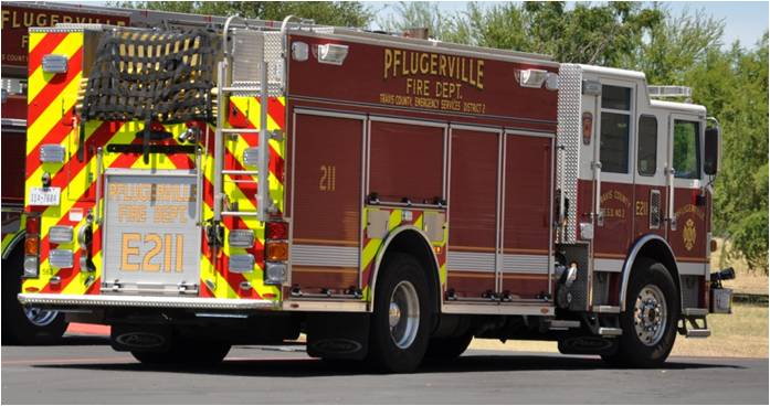 Apparatus 171 Pflugerville Fire Department Esd 2