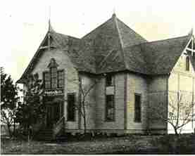 Pflugerville Hall history